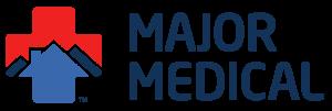 Major Medical Supply Logo